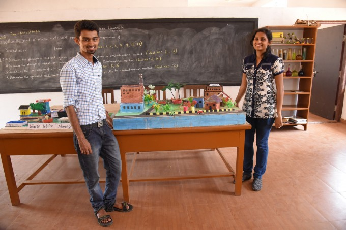 Model Exhibition Competition